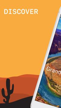 Grand Canyon Travel Guide poster