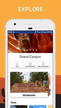 Grand Canyon Travel Guide screenshot 2