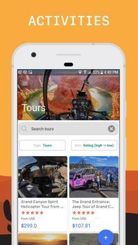 Grand Canyon Travel Guide screenshot 5