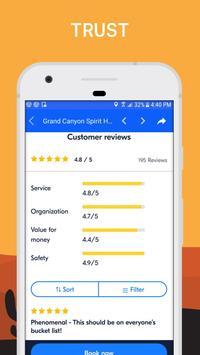 Grand Canyon Travel Guide screenshot 6