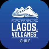 Scenic Route Lakes & Volcanoes icon