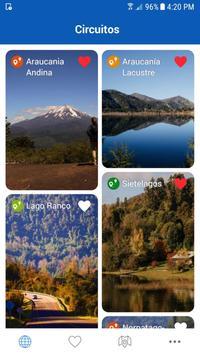 Scenic Route Lakes & Volcanoes screenshot 12