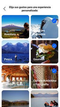 Scenic Route Lakes & Volcanoes screenshot 1