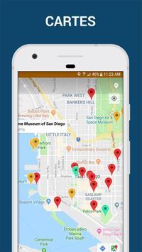 San Diego capture d'écran 3