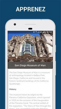San Diego capture d'écran 4