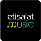 etisalat Music icon