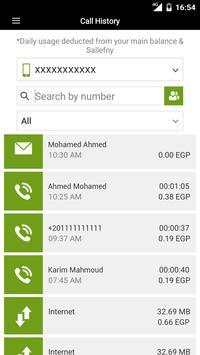 My Etisalat screenshot 4