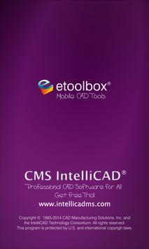 Etoolbox Mobile CAD Viewer تصوير الشاشة 1