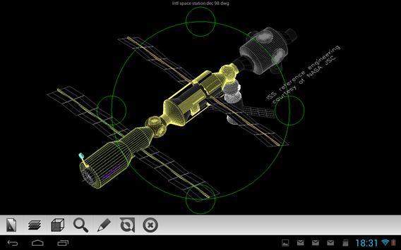 Etoolbox Mobile CAD Viewer تصوير الشاشة 8