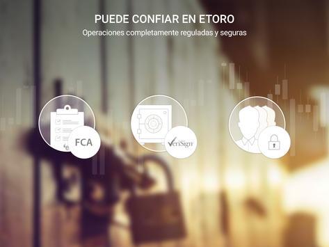 eToro captura de pantalla 7