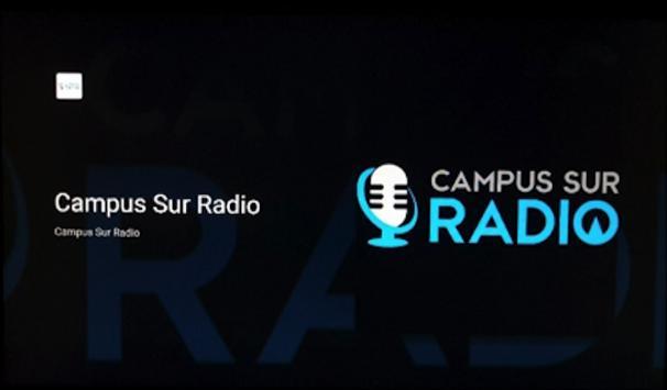 Campus Sur Radio स्क्रीनशॉट 7