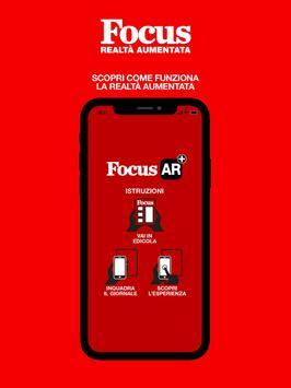 Focus Realtà Aumentata скриншот 15