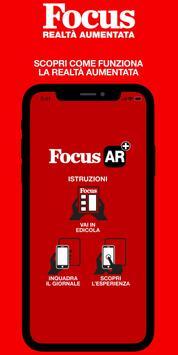 Focus Realtà Aumentata скриншот 1