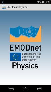 EMODnet-Physics poster