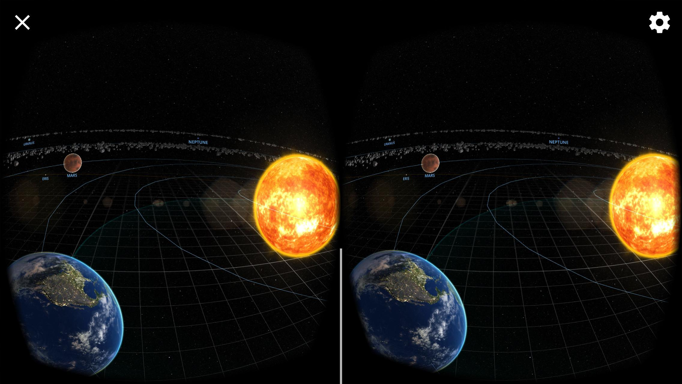 Solar System Scope VR for Android - APK Download