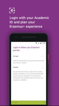 Erasmus+ स्क्रीनशॉट 7