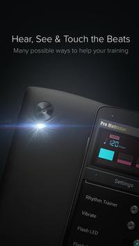 Pro Metronome screenshot 1
