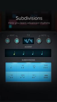 Pro Metronome screenshot 2