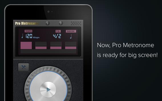 Pro Metronome screenshot 8