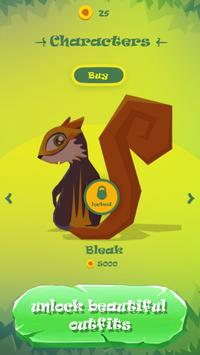 Squirrel Mania screenshot 3