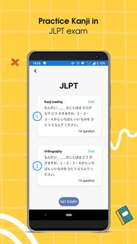 Study Kanji N5 - N1: Janki 스크린샷 7