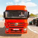Euro Grand Truck Driving:USA Truck Simulator Game APK
