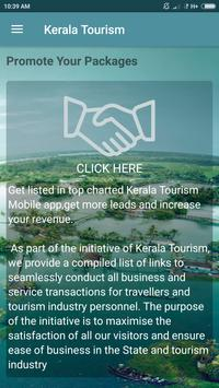 Kerala Tourism screenshot 1