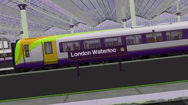 Euro Train Driving poster