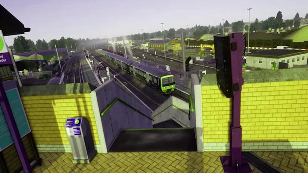 Euro Train Driving screenshot 11