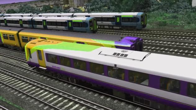 Euro Train Driving screenshot 1