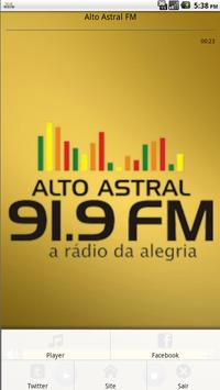 Alto Astral FM 91.9 screenshot 1