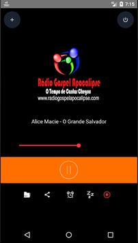Rádio Gospel Apocalipse poster