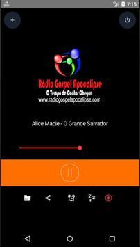 Rádio Gospel Apocalipse screenshot 1