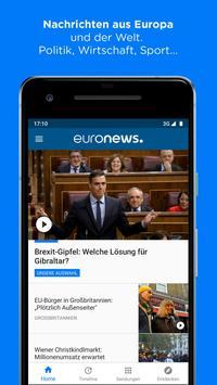 Euronews Plakat