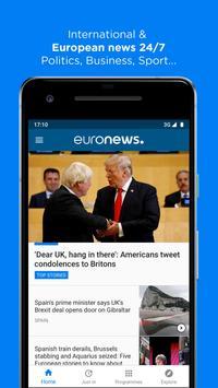 Euronews penulis hantaran