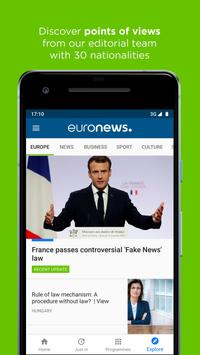Euronews syot layar 7