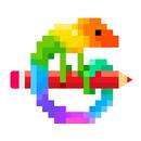 Pixel Art: 按编号上色的着色书 APK