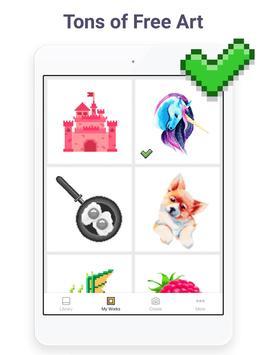 Pixel Art स्क्रीनशॉट 15