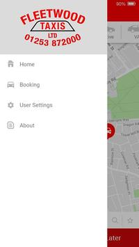 Fleetwood Taxis screenshot 1