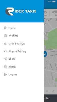 Rider Taxis screenshot 2