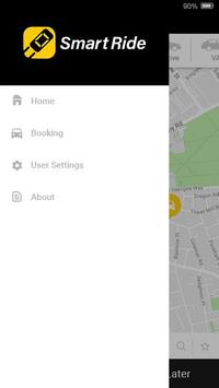 Smart Ride Pvt Hire screenshot 1