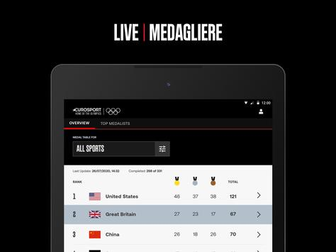 12 Schermata Eurosport