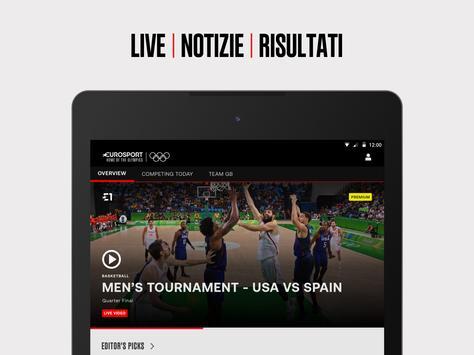 17 Schermata Eurosport