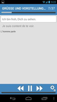 Conversation de voyage screenshot 3