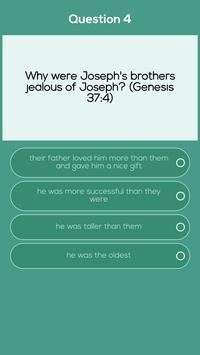 Old Testament Stories Bible Quiz poster
