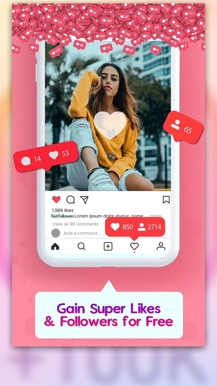 Free Likes Followers For Instagram 2020 For Android Apk Download