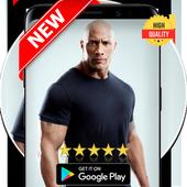 Dwayne Johnson Wallpaper HD 4K icon