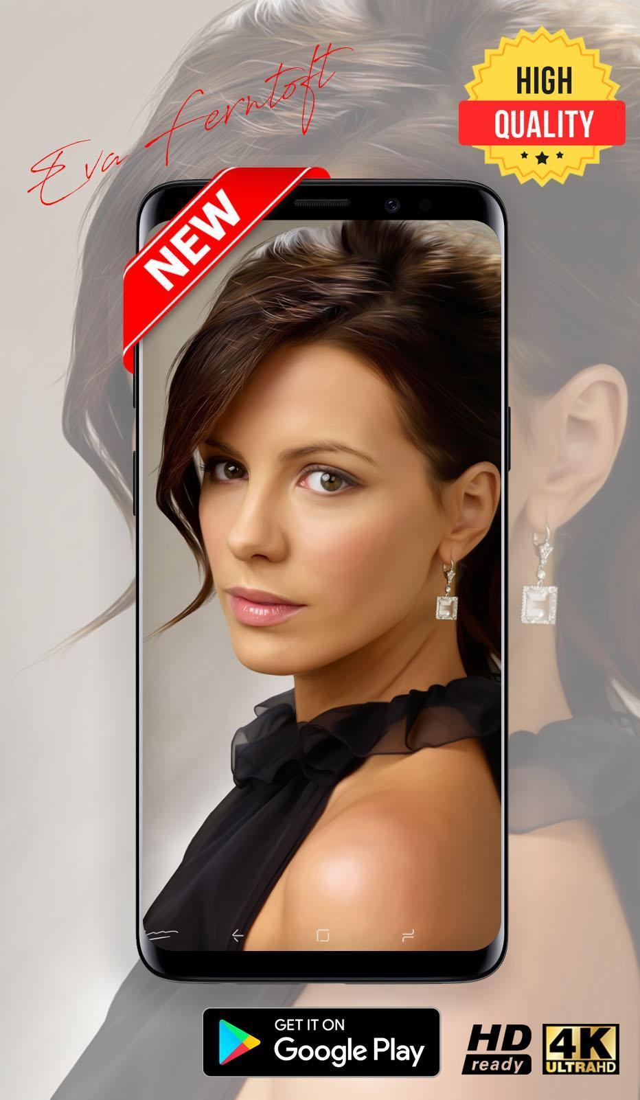 Kate Beckinsale Wallpapers Hd New For Android Apk Download