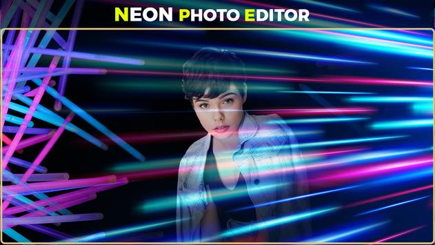 Neon Photo Editor for Android - APK Download