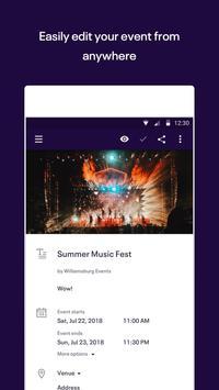Eventbrite Organizer screenshot 2